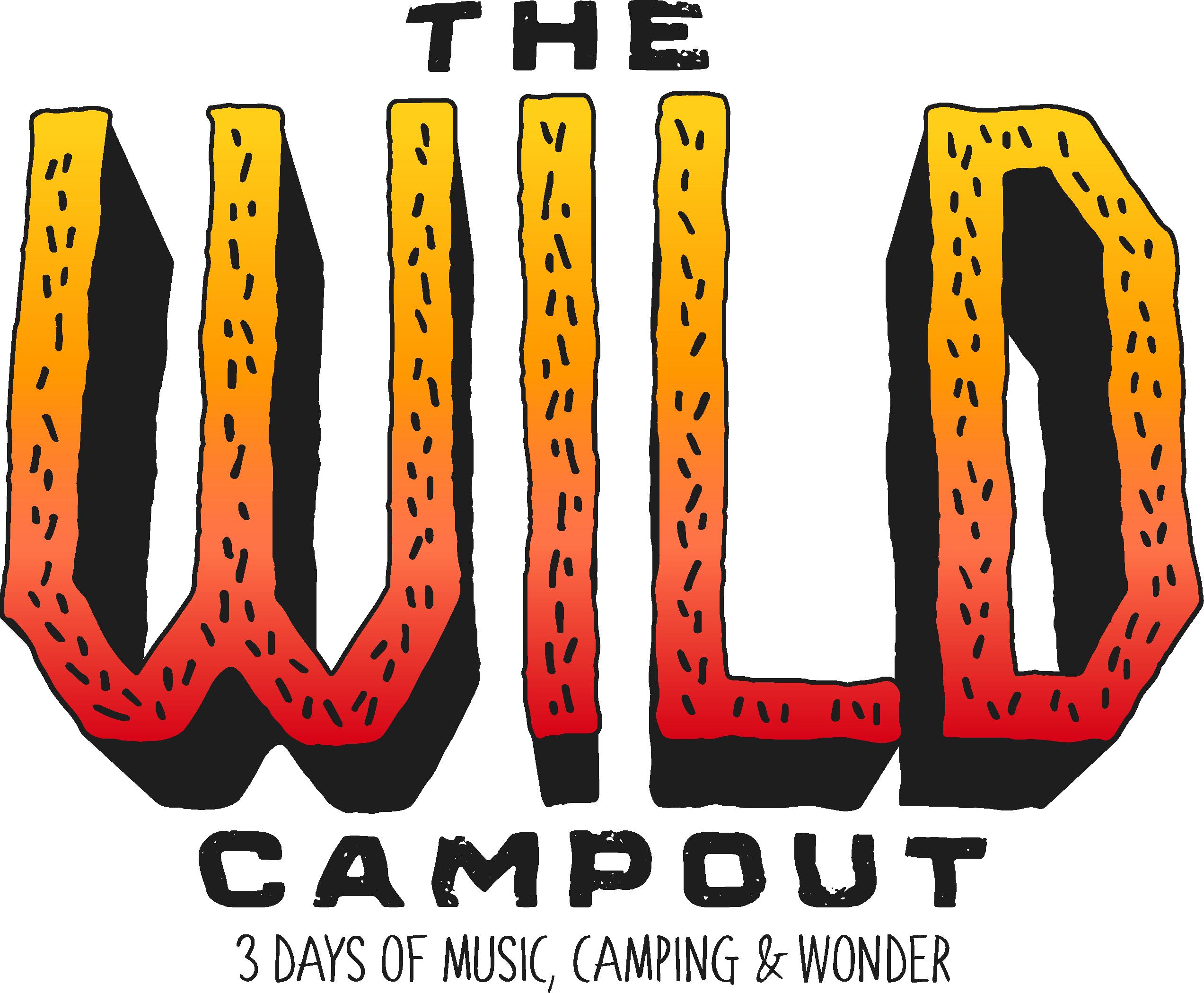 The Wild 2021 – Logo – Orange